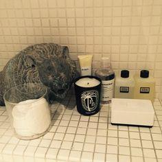 Kate Foley's beauty essentials | Dr. Jart Dermaclear, Erno Lazlo black soap, Light Controlling Lotion, & Hydraphel Lotion