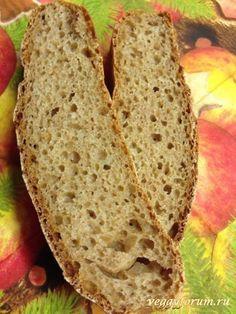 Бездрожжевой хлеб на простокваше