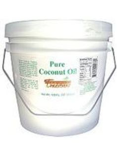 Pure Coconut Oil - 1 gallon