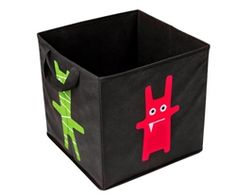F:RG&FORM Foldable Monster design storage now available at Northlight Homestore