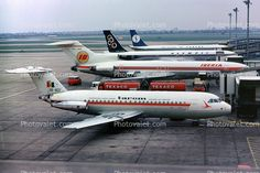 Boeing 727, Boeing Aircraft, Boeing Planes, British Airline, Texaco, Stock Pictures, Romania, Airplane, The Past