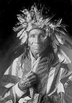 Ojibwa man - no date