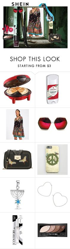 """""""SheIn-new contest with prize!Drop Shoulder Florals Dress (LLII)"""" by naomig-dix ❤ liked on Polyvore featuring Hamilton Beach, Old Spice, Spitfire, Bling Jewelry, Miss Selfridge and Nemesis"""
