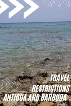 Checkout the travel restrictions and entry restrictions when traveling to Antigua and Barbuda Travel Destinations, Travel Tips, Travel Information, Beach Photography, Traveling, Canning, Water, Outdoor, Antigua
