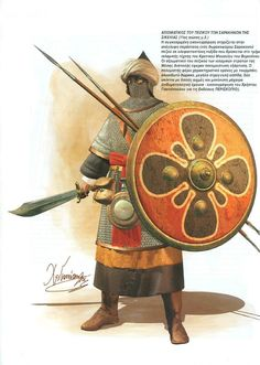 Muslim Warrior from Sicily