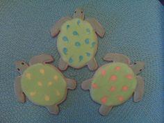 Turtle Cookies by Carmen