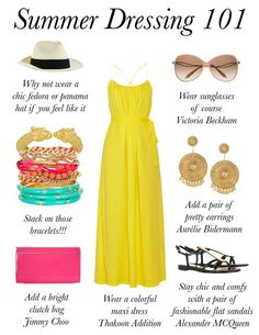 Summer dressing 101. Follow all my outfit ideas on www.stylebyred.blogspot.com