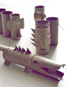 24 ideas about Toilet Paper Roll Crafts | PicturesCrafts.com