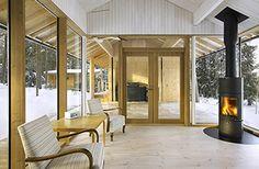 Дом для летнего отдыха в Финляндии