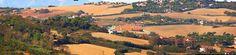 Ancona, Marche, Italy - Marche countryside 4 by Gianni Del Bufalo CC BY-NC-SA |  STA_9523-27_stitch Torrette