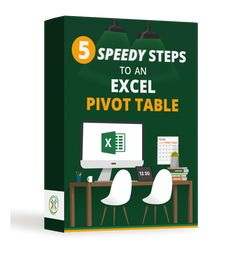 5 Speedy Steps to an Excel Pivot Table Guide Link Web, Pivot Table, Free Ebooks, Android Apps, Templates, Learning, Microsoft, Board, Stencils