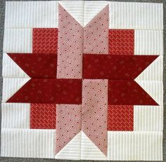 Patchwork of the Crosses Quilt Square Patterns, Patchwork Quilt Patterns, Barn Quilt Patterns, Pattern Blocks, Square Quilt, Small Quilts, Mini Quilts, Quilting Projects, Quilting Designs