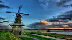 """""""De Hoop"""" - Dutch Windmill, Gorinchem"""