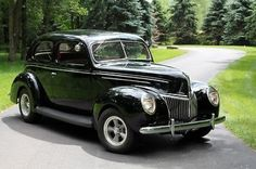Ford : Other Deluxe Tudor Hot Rod 1939 Ford Deluxe Tudor Hot Rod - http://www.legendaryfind.com/carsforsale/ford-other-deluxe-tudor-hot-rod-1939-ford-deluxe-tudor-hot-rod-2/