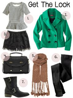 (New Post) - Green with envy today over at Poor Little It Girl! poorlittleitgirl.com