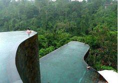 Ubud Bali, Hanging Gardens