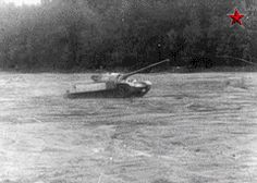 Rocket-powered T-62, why? Because Russia, that's why........  Its funny and you know it