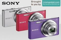 Rs.6999 for a Sony Digicam 20MP W830 Camera   Hundred Coupons