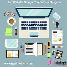 Gap Infotech Web Designing Company Crafting Websites for Next-Gen Businesses!
