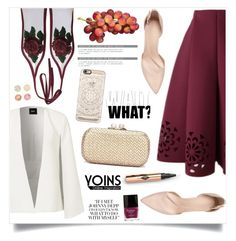 """""""Yoins"""" by violet-peach ❤ liked on Polyvore featuring Casetify, Butter London, yoins, yoinscollection and loveyoins"""