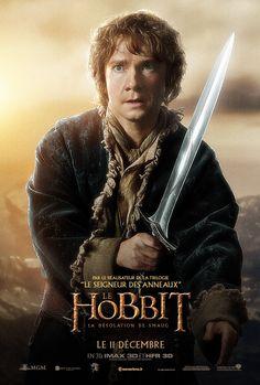 Martin Freeman es Bilbo Baggins