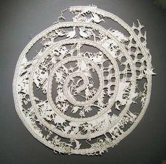 Emma van Leest....Amazing cut paper artist!