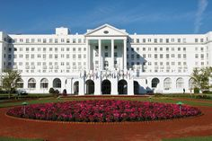 The Greenbrier. White Sulphur Springs, WV