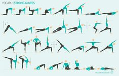 Yoga Poses And What They Achieve Yoga Flow Sequence, Glute Medius, Hard Yoga, Hip Openers, Pause, Vinyasa Yoga, My Yoga, Yoga Videos, Asana