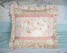 Shabby Chic Pillow
