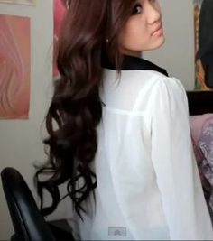 Admirable Romantic Curls Curls And Romantic On Pinterest Short Hairstyles For Black Women Fulllsitofus