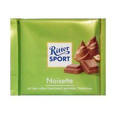 Ritter Sport Noisette, 100g