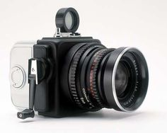 Hasselblad SWC. In my dreams