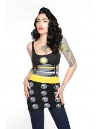 Doctor Who Dalek Tunic