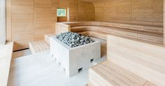 Gas powered Sauna stove • KUSATEK GmbH, Germany