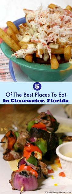 Planning a vacation to Clearwater, Florida? If so, you'll want to check out these amazing restaurants. From breakfast to dinner, these are the best places to eat!