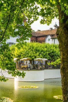 Schloss Bottmingen Restaurant Mrs Flury