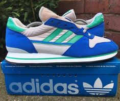 The 80 Greatest Sneakers of the '80s 27. adidas Oregon