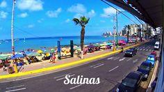 Ecuador, Travel Videos, Times Square, Street View, Beach