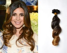 2014 Spring Celebrity Sombre Hair Colors: Black on Top Black Ombre & Sombre Hair Colors 2014~2015