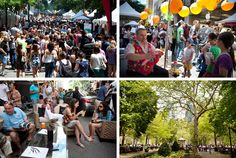 Our Guide To The 2012 Rittenhouse Row Spring Festival, Taking Over Six Blocks Of Walnut Street This Saturday, May 19 With Fashion, Music And 40 Top Restaurants Serving Delicious Food