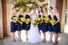 www.SistersFlowers.net , Kelly Pratt Photography, #yellowflowers, #bouquets, #navydresses, #buplerem, #roses, #tulips, #white, #green, #flowers, #stpaul, #Efree, #ceremony, #organic, #stockflower, #daisies, #gerbera