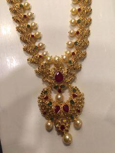 59 Gms long necklace