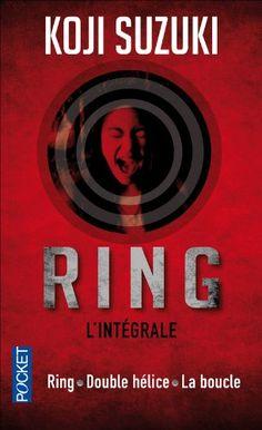 Ring, Koji Suzuki - SF SUZ - Une étrange cassette vidéo cause le mort de quiconque la visionne. Kazayuki Asakawa n'en croit pas un mot et pourtant, les morts suspectes se multiplient. Il va devoir enquêter...