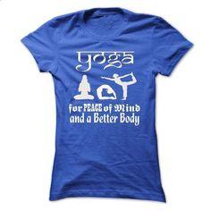 Yoga - #clothing #funny shirts. GET YOURS => https://www.sunfrog.com/LifeStyle/Yoga-35406187-Ladies.html?60505