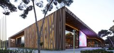 Beautiful project, love the exterior skin of the building...Tripoli Congress Center / Tabanlioglu Architects