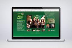 jameson_web2015 Portfolio Design, Branding Design, Irish, Communication, Polaroid Film, Portfolio Design Layouts, Irish People, Ireland, Brand Design
