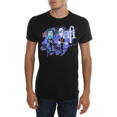 AFI Dolls T-Shirt | Hot Topic ($21)