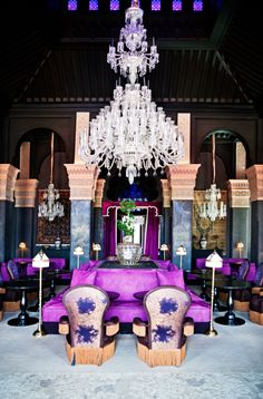 The Selman hotel, a regal 61-room escape in #Marrakesh, was inspired by the owner's passion for Arabian horses. #Morocco