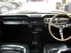 1965 Mustang V8 Hardtop Coupe - Lou Guthry Motors