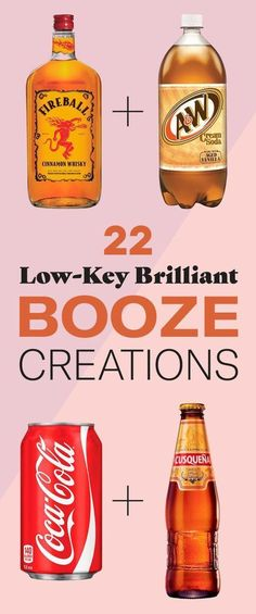 22 Bizarre Alcohol Combinations That Actually Taste Amazing